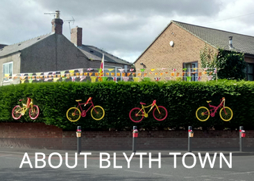 About Blyth Town