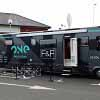 One Pro Cycling Team Bus